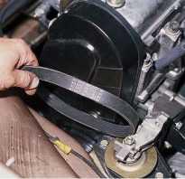 Ремень генератора ваз 2110 8 клапанов размер