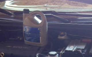 Шевроле авео какое масло заливать