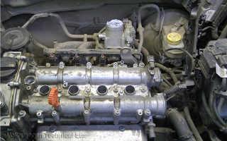 Стук в двигателе фольксваген поло седан