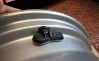 Датчик давления в шинах хендай