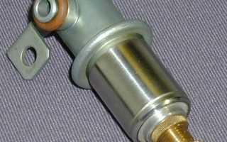 Ваз 2110 регулятор давления топлива