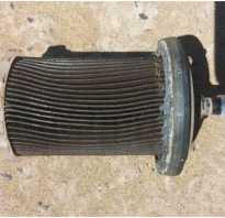 Замена топливного фильтра ситроен с4