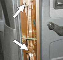 Регулировка дверей ваз 2109