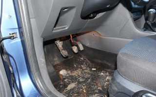 Замена воздушного фильтра форд