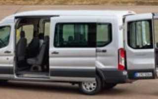 Ремонт суппорта форд транзит