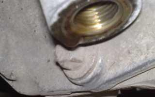 Замена масла в коробке передач рено логан