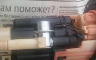 Хендай гетц замена топливного фильтра