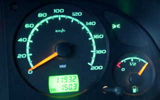 Уаз патриот датчик скорости