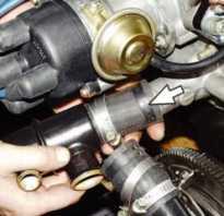 Ваз 2109 замена термостата