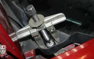 Замена передних амортизаторов шкода октавия а5