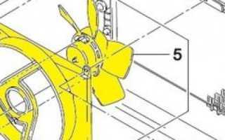 Датчик включения вентилятора дэу нексия