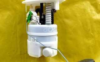 Пежо 308 замена топливного фильтра