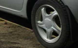 Размер шин на калину