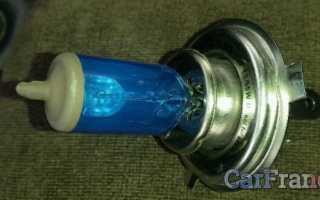 Замена лампочки на рено логан