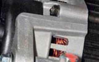 Как снять генератор на дэу нексия