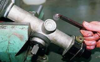 Как подтянуть рулевую рейку на ваз 2110