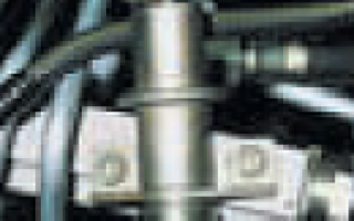 Регулятор давления топлива ваз 2109