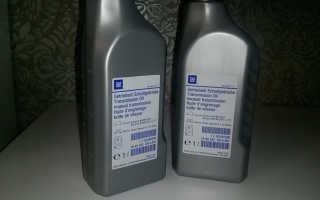 Замена масла в коробке передач шевроле ланос